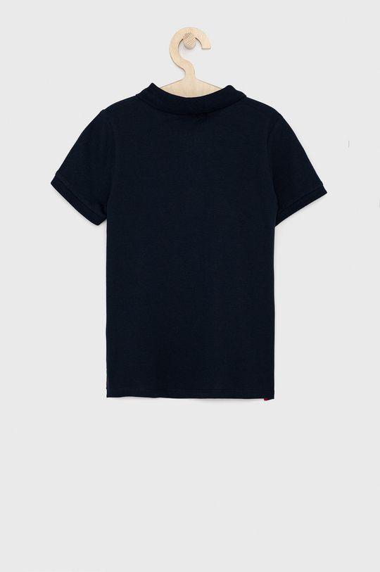 Guess Jeans - Detské polo tričko 118-176 cm <p>  Základná látka: 95% Bavlna, 5% Elastan  Úprava : 100% Bavlna</p>