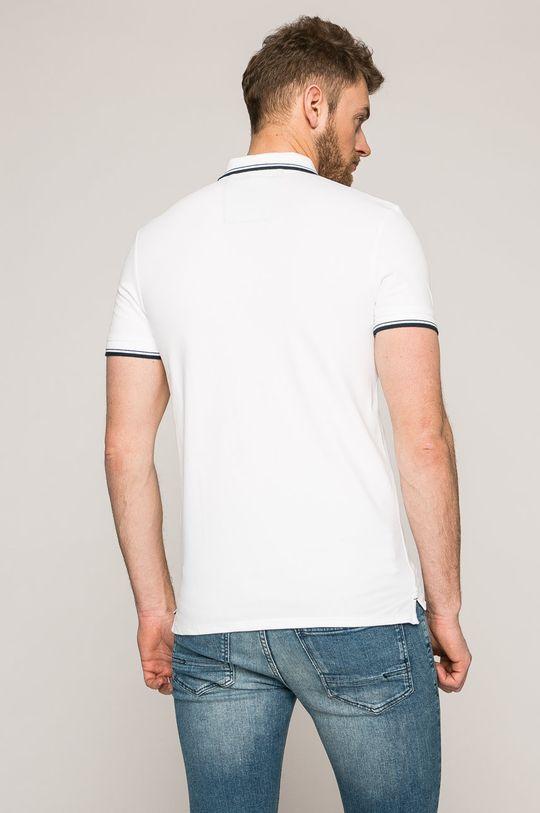 Selected - T-shirt 95 % Bawełna, 5 % Elastan