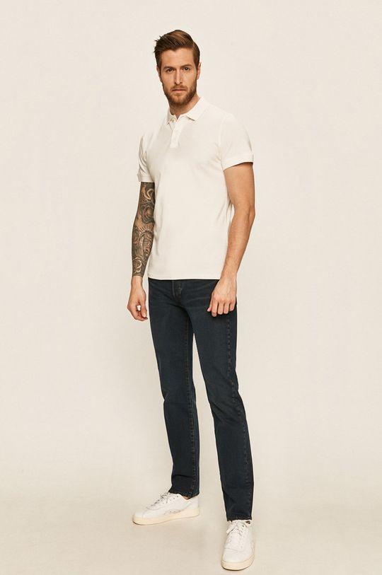 Pepe Jeans - Polo tričko bílá