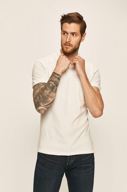 bílá Pepe Jeans - Polo tričko