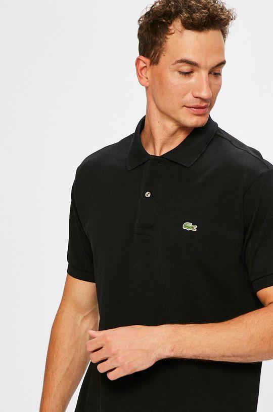 negru Lacoste - Tricou Polo .