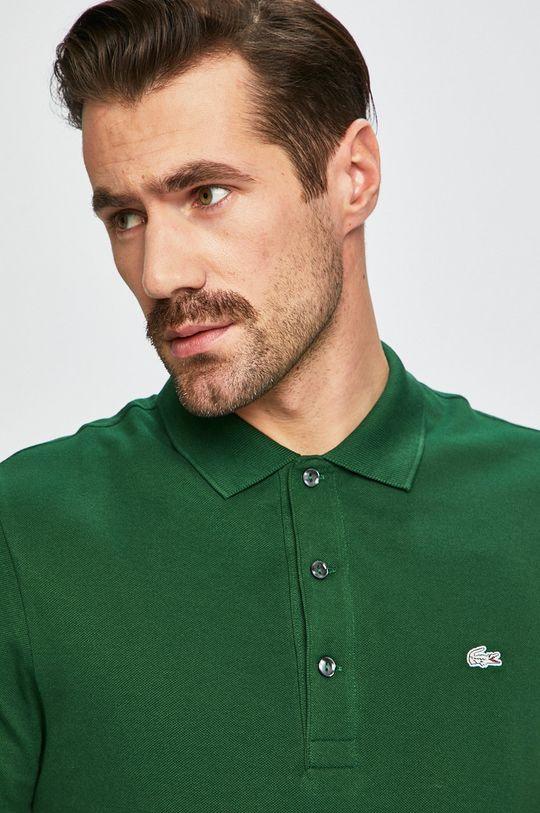 Lacoste - Polo zielony