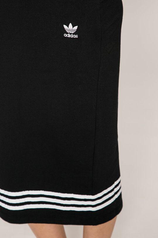 черен adidas Originals - Пола