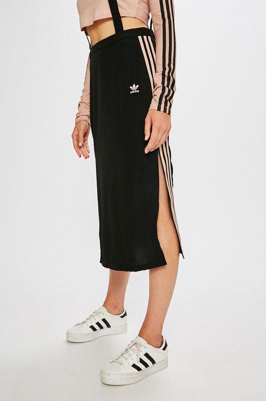 черен adidas Originals - Пола Жіночий