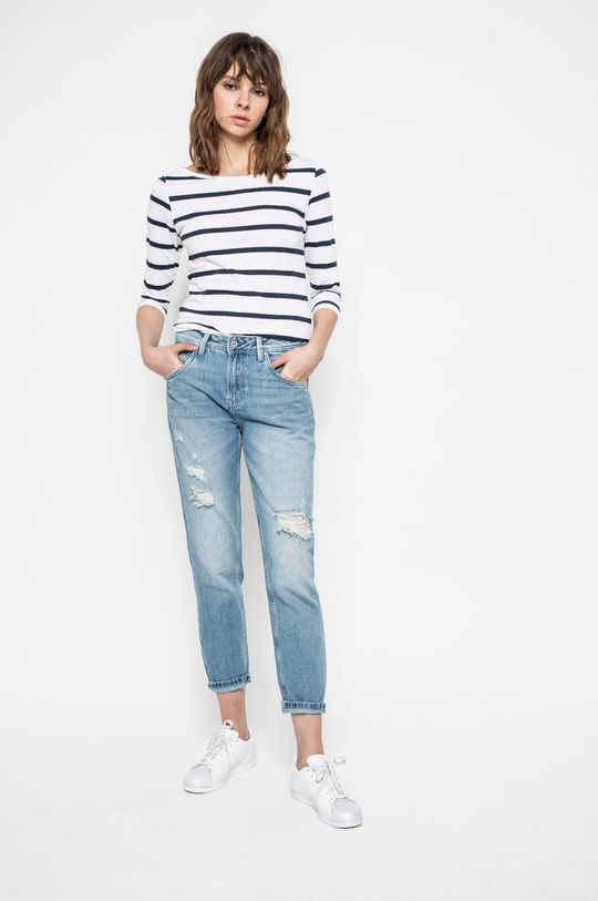 Pepe Jeans - Jeansy Violet niebieski