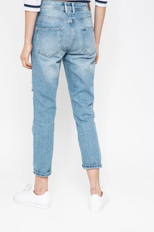 Pepe Jeans - Jeansy Violet Materiał zasadniczy: 100 % Bawełna Podszewka kieszeni: 35 % Bawełna, 65 % Poliester