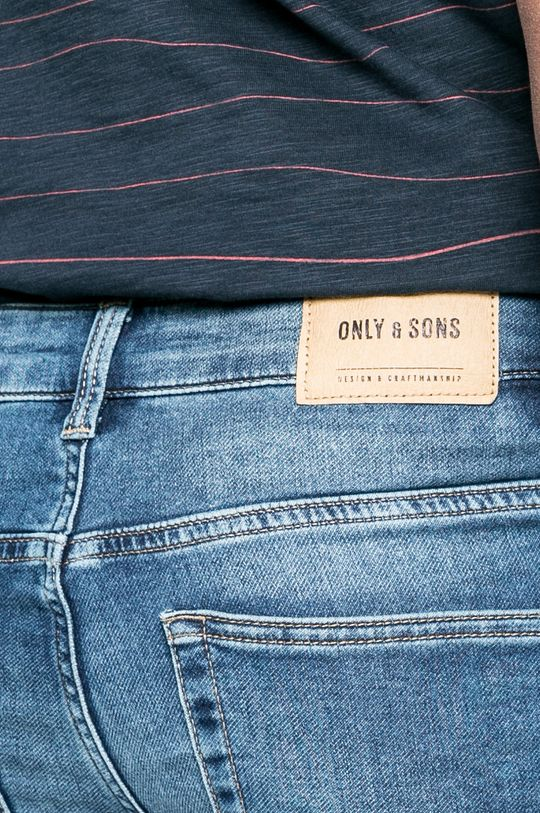 granatowy Only & Sons - Jeansy