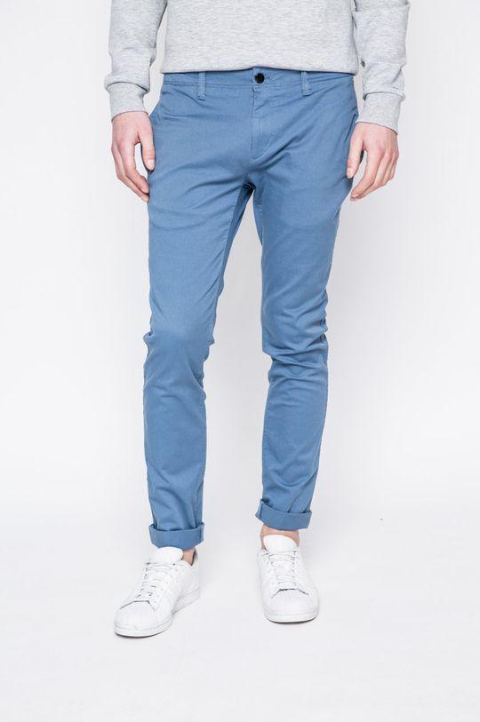 modrá Tommy Jeans - Nohavice Pánsky