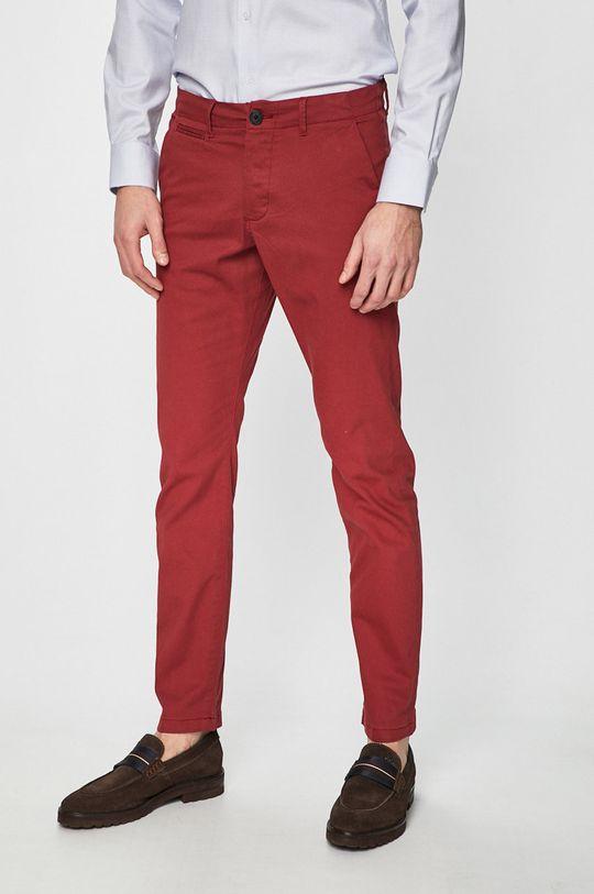 červená Produkt by Jack & Jones - Kalhoty 12130729 Pánský