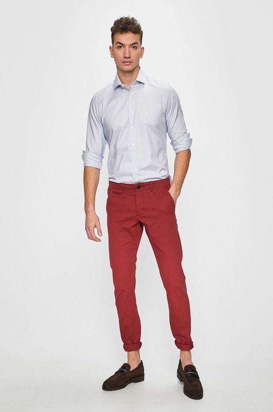 Produkt by Jack & Jones - Kalhoty 12130729 červená