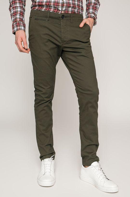 zelená Produkt by Jack & Jones - Kalhoty 12130729 Pánský