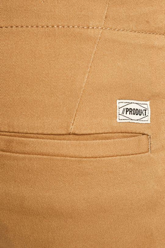kávová Produkt by Jack & Jones - Kalhoty 12130729