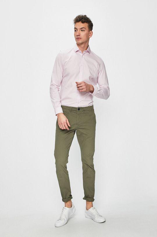 Produkt by Jack & Jones - Kalhoty 12130729 olivová