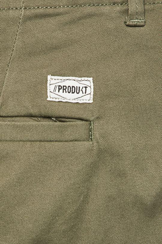 olivová Produkt by Jack & Jones - Kalhoty 12130729