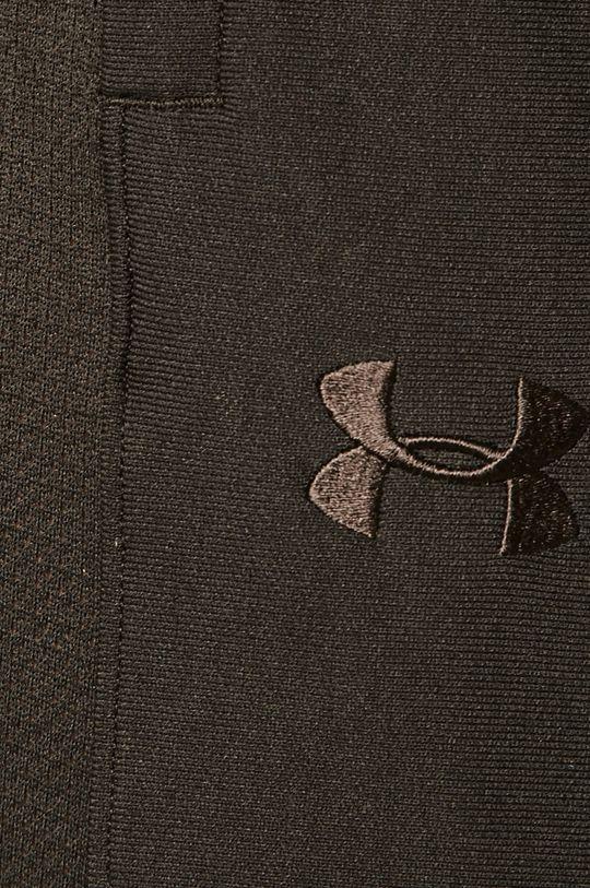 černá Under Armour - Kalhoty Sportstle Pique Track