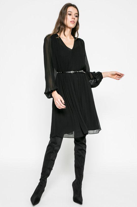 Pepe Jeans - Šaty černá