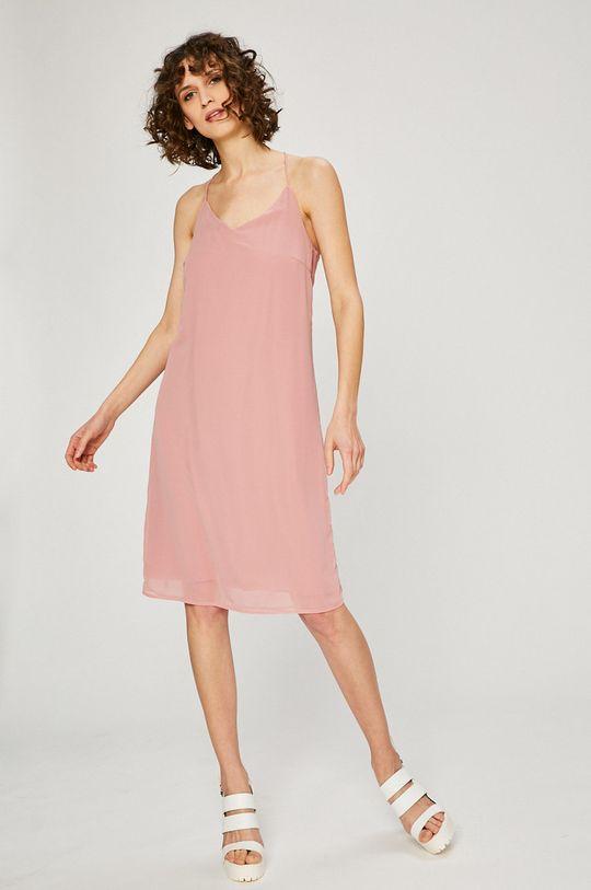 pastelově růžová Vero Moda - Šaty Dámský