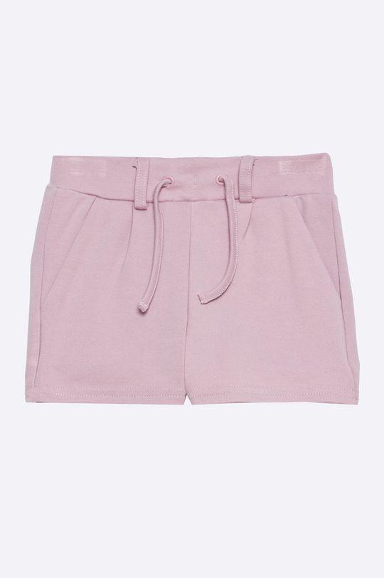 różowy Name it - Szorty dziecięce 92-164 cm Dziewczęcy