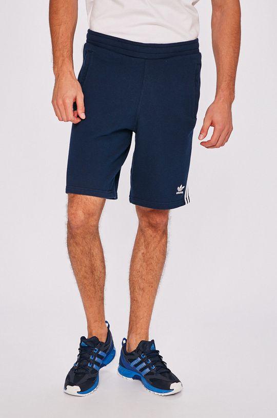 tmavomodrá adidas Originals - Pánske šortky Conavy Pánsky