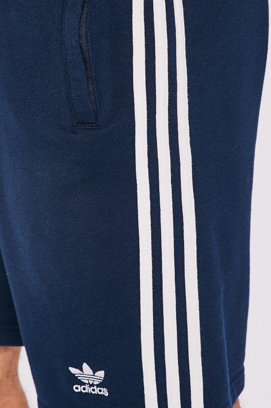 tmavomodrá adidas Originals - Pánske šortky Conavy