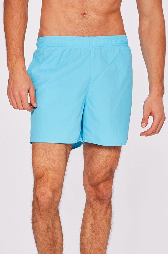 modrá adidas Performance - Pánske šortky Pánsky