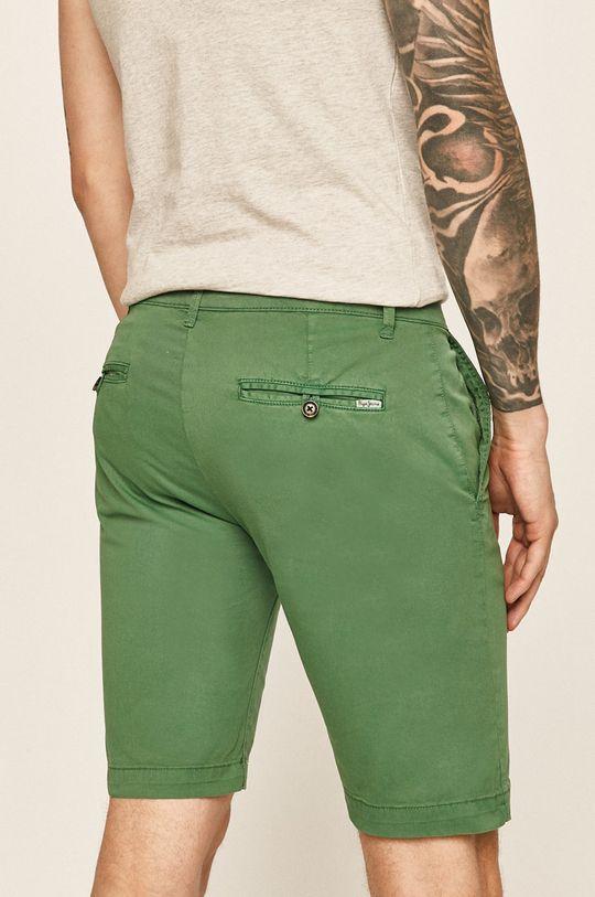 Pepe Jeans - Szorty Mc Queen 98 % Bawełna, 2 % Elastan