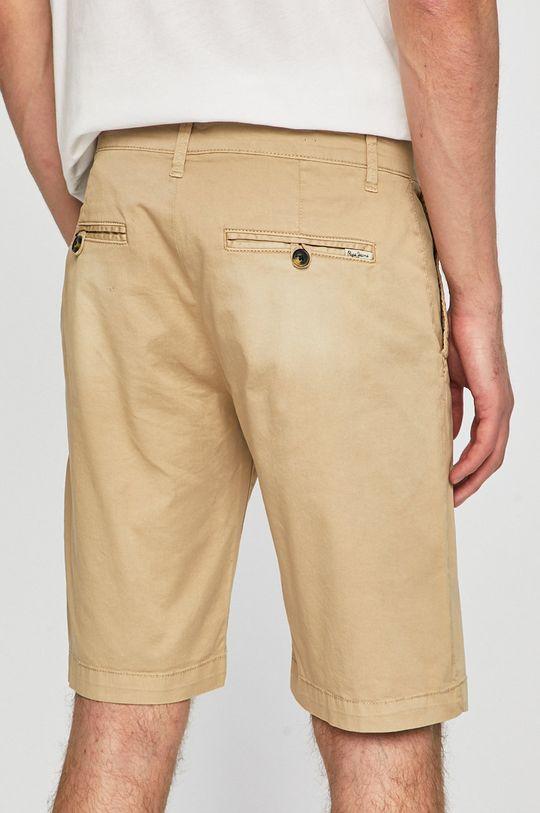 Pepe Jeans - Szorty Mc Quenn 98 % Bawełna, 2 % Elastan