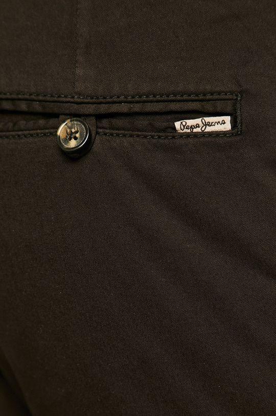czarny Pepe Jeans - Szorty