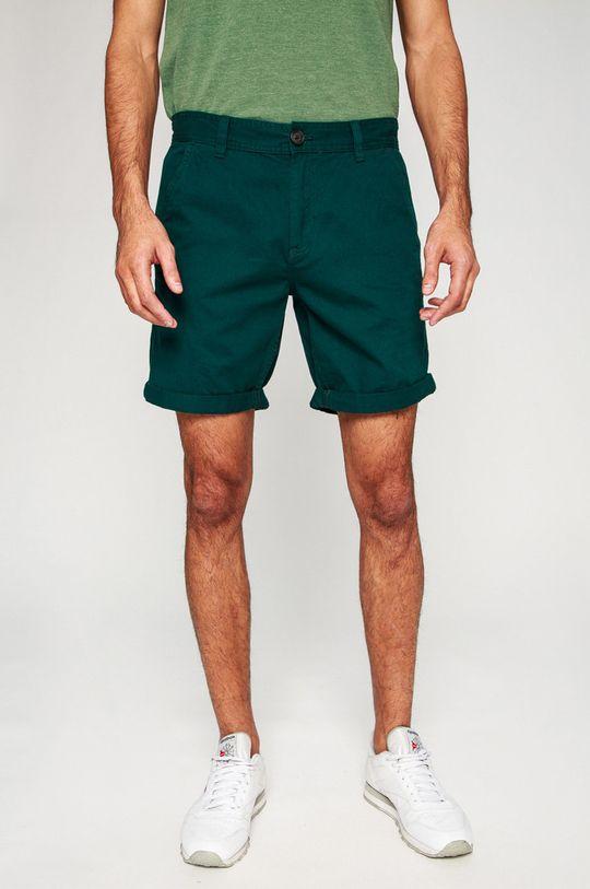 zelená Produkt by Jack & Jones - Kraťasy Pánský