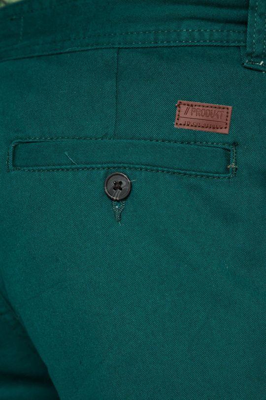zelená Produkt by Jack & Jones - Kraťasy
