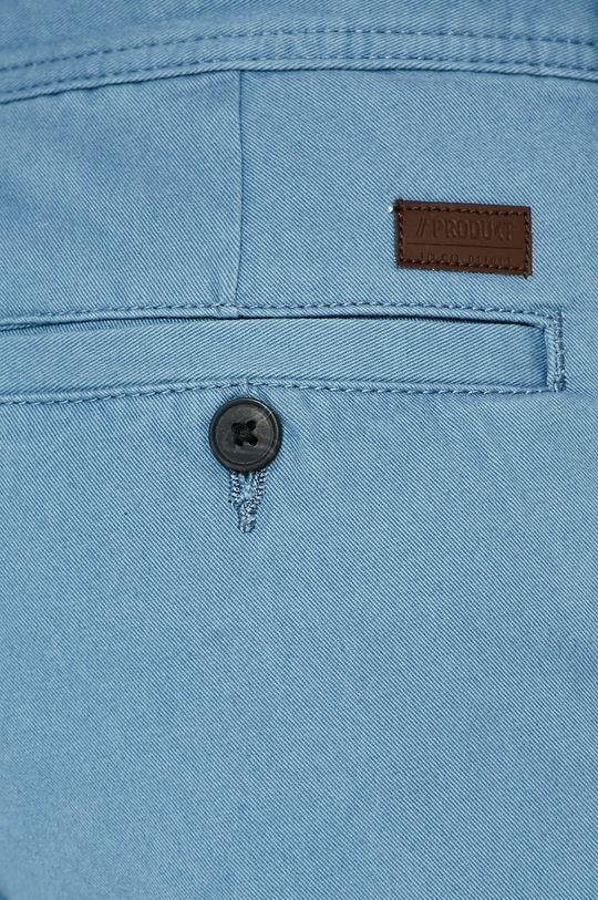 ocelová modrá Produkt by Jack & Jones - Kraťasy