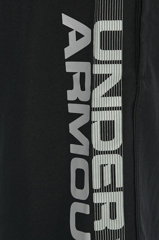 czarny Under Armour - Szorty Woven Graphic Wordmark