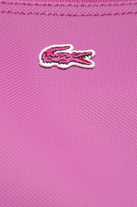 Lacoste - Kabelka fialovo-růžová