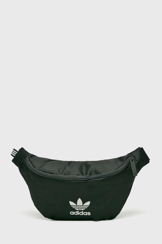 черен adidas Originals - Чанта бъбрек Чоловічий