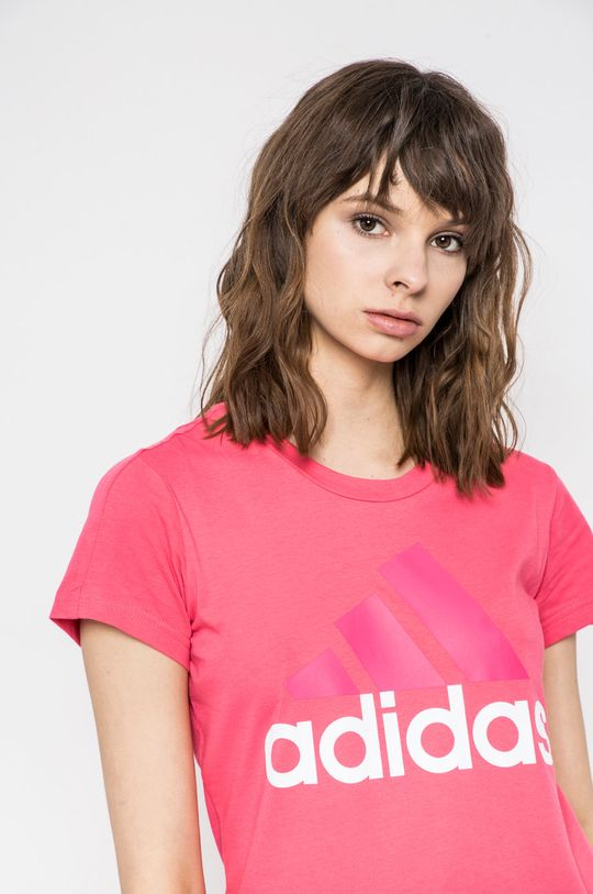 розов adidas Performance - Топ