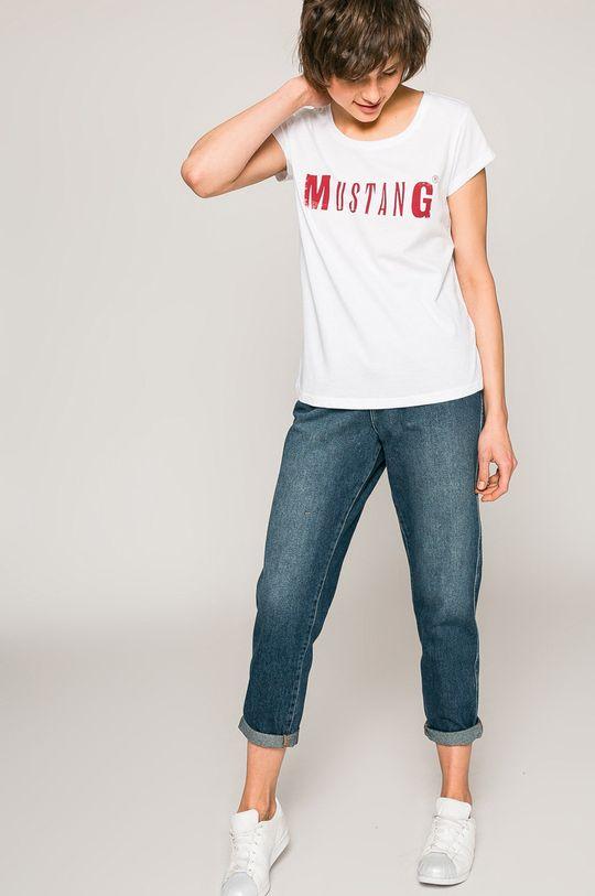 Mustang - Топ білий
