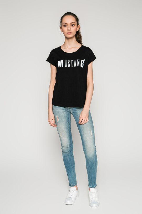 Mustang - Топ чорний