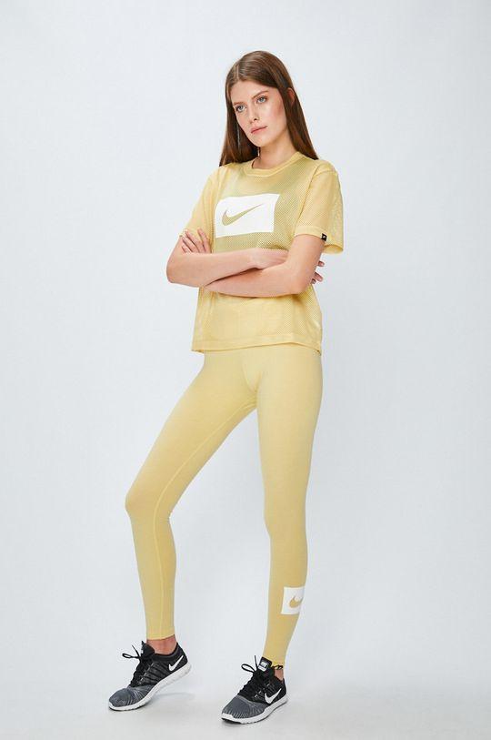 Nike Sportswear - Top žlutá