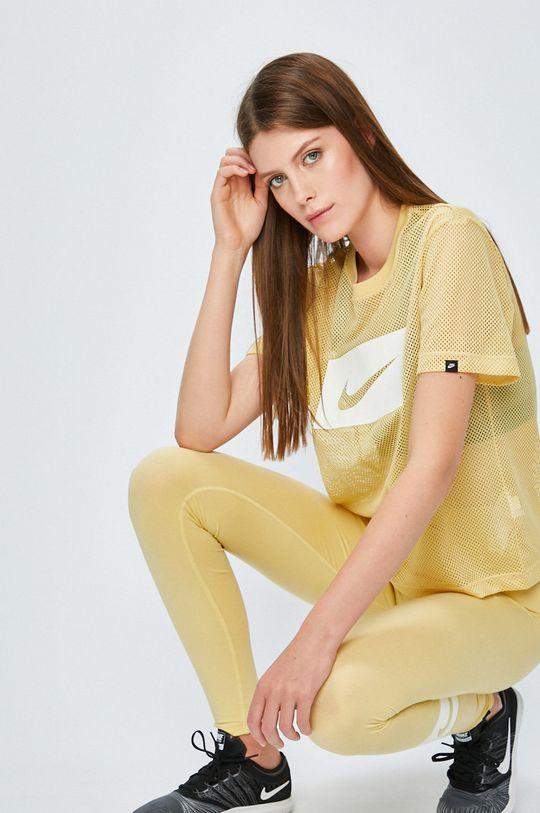 žlutá Nike Sportswear - Top