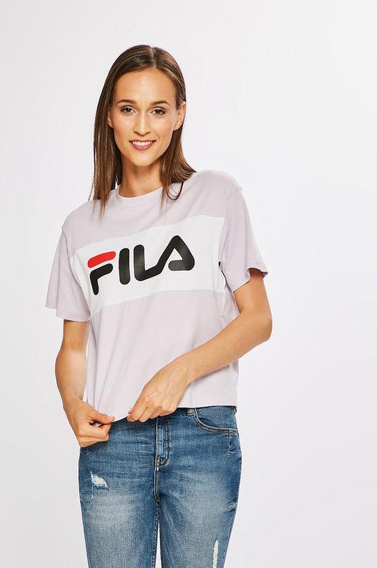 виноградний Fila - Футболка Жіночий