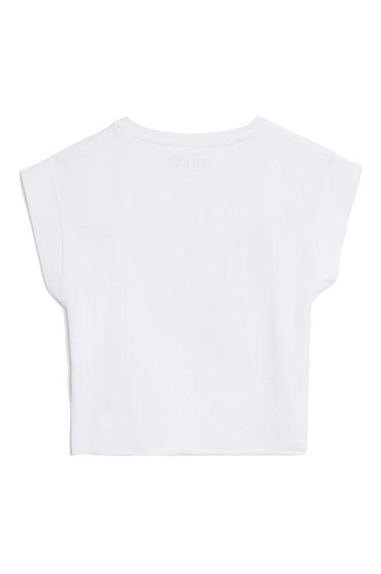 Guess Jeans - Detský top 118-175 cm biela