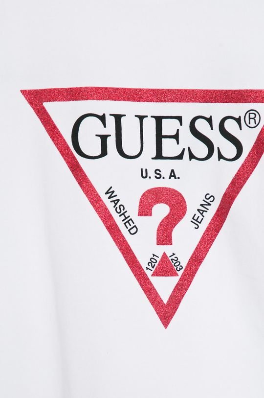 Guess Jeans - Detský top 118-175 cm  95% Bavlna, 5% Elastan