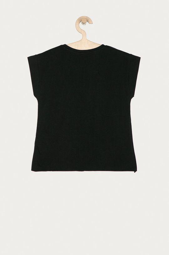 Guess Jeans - Dětské tričko 118-175 cm černá