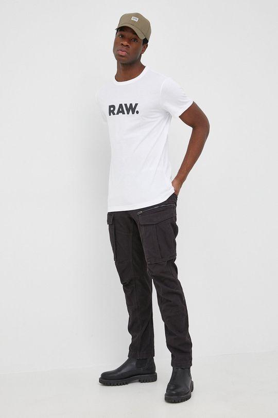 G-Star Raw - Tričko bílá