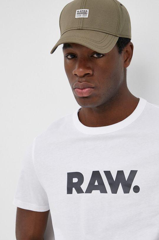 bílá G-Star Raw - Tričko