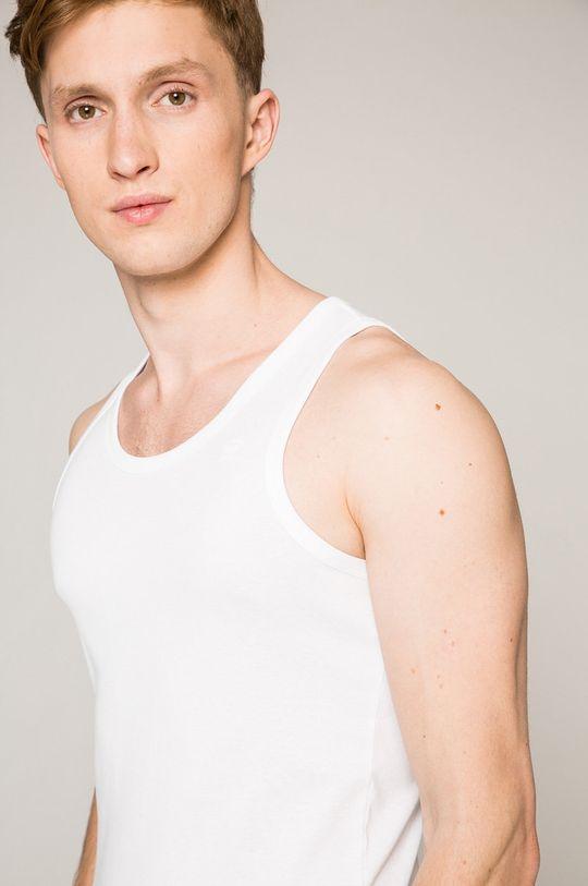 biały G-Star Raw - T-shirt (2-pack)