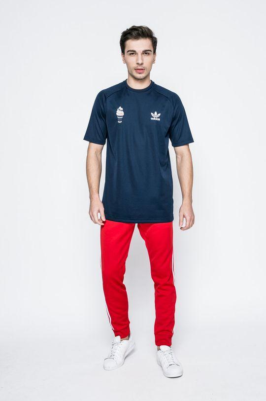 adidas Originals - T-shirt sötétkék