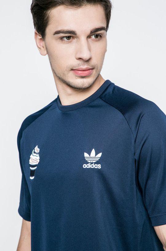 sötétkék adidas Originals - T-shirt
