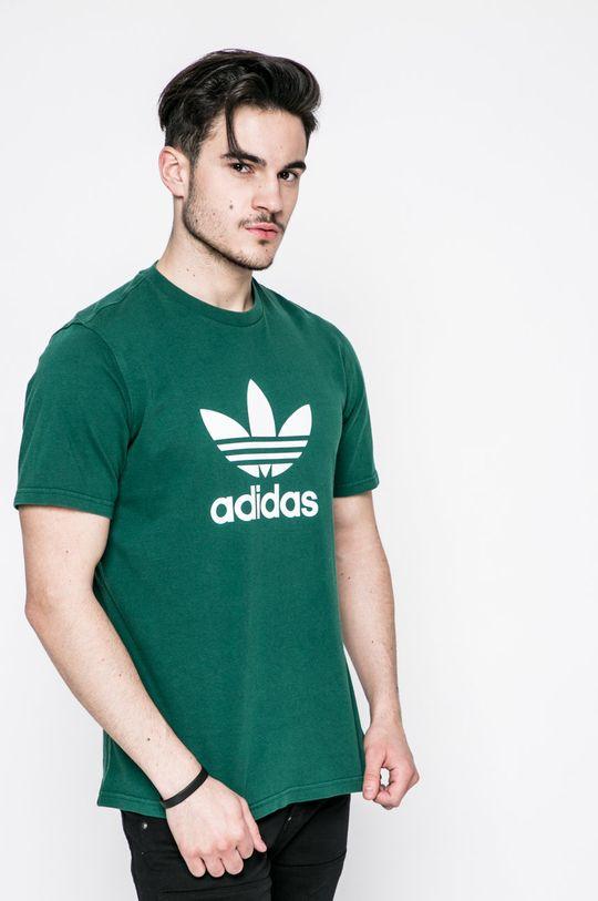 зелен adidas Originals - Тениска Чоловічий