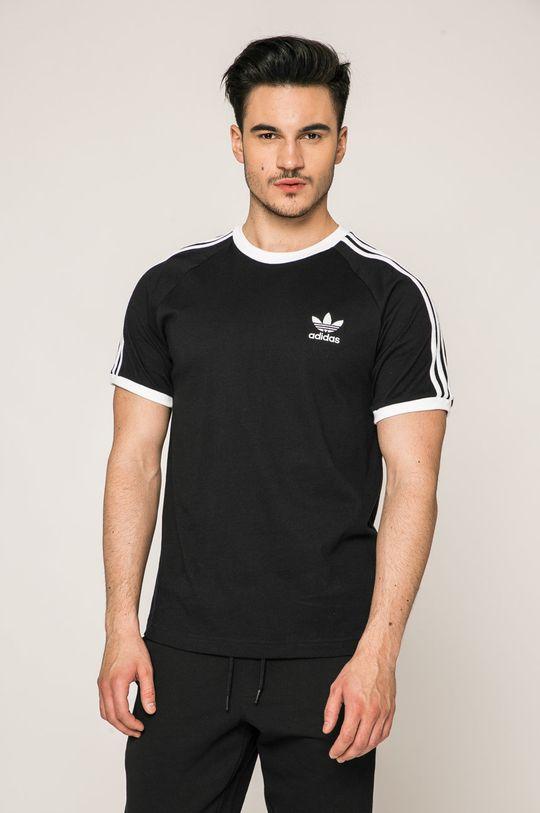 черен adidas Originals - Тениска Чоловічий